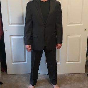 Slate Gray Michael Kors Suit